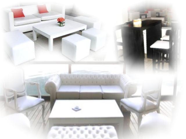 Muebles Y Sillones En Alquiler Para Stand De Exposiciones  Rachael Edwards